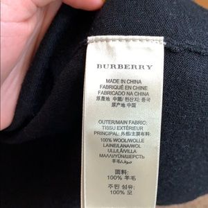 Burberry Sweaters - Great condition Burberry cardigan